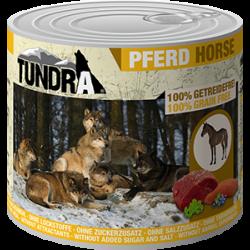 Tundra Horse 100% GRAIN FREE - Консерва с конско месо