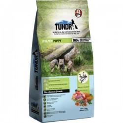 Tundra Puppy Turkey Chicken Salmon - пълноценна храна с пилешко, пуешко и сьомга за кучета до 12 месечна възраст