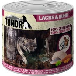Tundra Salmon & Chicken 100% GRAIN FREE - Консерва с пилешко и сьомга