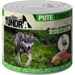 Tundra Turkey Pute 100% GRAIN FREE - Консерва с пуешко месо