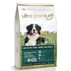Ultra Premium Direct Overweighted-sterilised dog all breeds - Промоция 12кг + 4 пауча и 1 консерва подарък