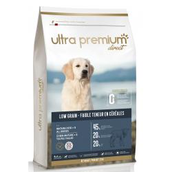 Ultra Premium Direct, Mature dogs, all breeds - Промоция 12кг + 4 пауча и 1 консерва подарък