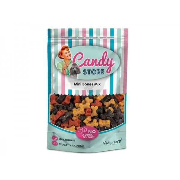Vadigran Candy Mini Bones Mix - лакомство за награда и обучение микс