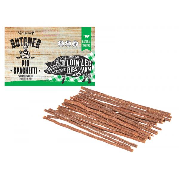 Vadigran Pig spaghetti - сушени свински ленти