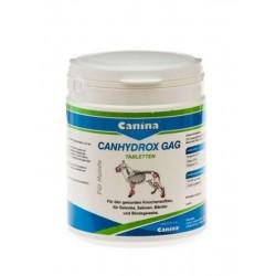 Canina Canhydrox GAG / нова формула / - Канина Канхидрокс ГАГ Таблетки за Укрепване на Съединителната Тъкан, Ставите, Хрущялите, Костите, Зъбите, Връзките и Сухожилията
