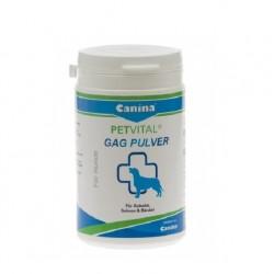 Canina Petvital GAG Pulver-Powder - за укрепване на съединителната тъкан, ставите, хрущялите, костите, зъбите, връзките и сухожилията, с 15% екстракт от зеленоуста мида / на прах /