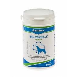 Canina Welpenkalk Powder (Puppy Lime) - оптимално регулира минералния баланс в растящият организъм 300 грама / на прах /
